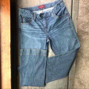 Levi's wide leg jeans size 6